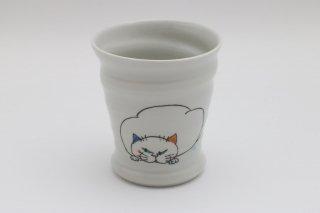 湯呑 ネコ F
