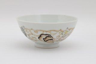 貝紋 めし碗
