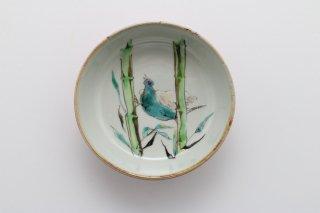 鳥小皿 キジ