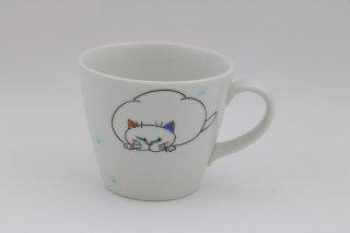 マグカップ ネコ B