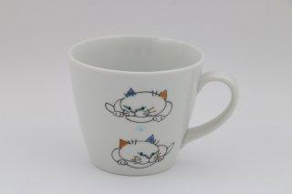 マグカップ ネコ×2