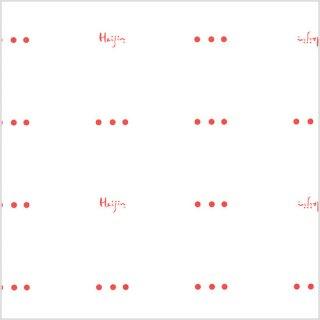 【包装紙】 Haijin オリジナル