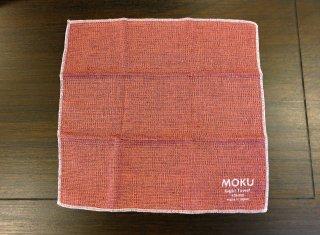 MOKU ハンカチ(コンテックス)【今治産タオル】