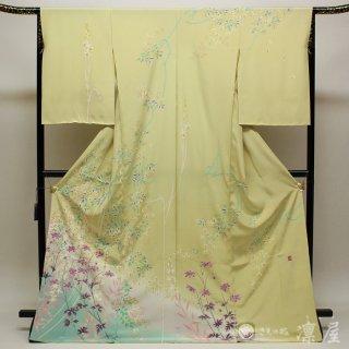 加賀友禅 訪問着 杉浦伸 「四季の風」