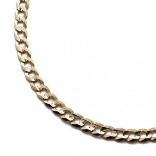 10K イエローゴールド ネックレス 幅3.2mm 45cm〜70cm