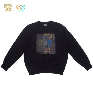 "30th Anniversary Collection SPRING CREWNECK SWEAT ""VINTAGE Whats My Name?"""