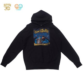 "30th Anniversary Collection SPRING HOODIE ""VINTAGE Gin&Juice"""