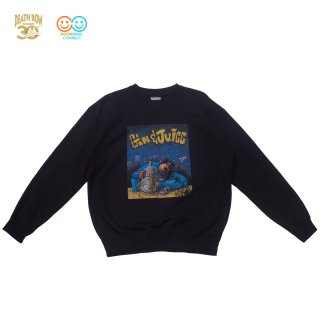 "30th Anniversary Collection SPRING CREWNECK SWEAT ""VINTAGE Gin&Juice"""
