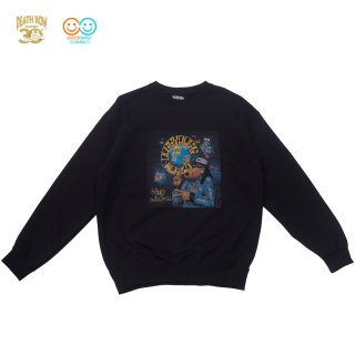 "30th Anniversary Collection SPRING CREWNECK SWEAT ""VINTAGE DOGGYDOGG WORLD"""