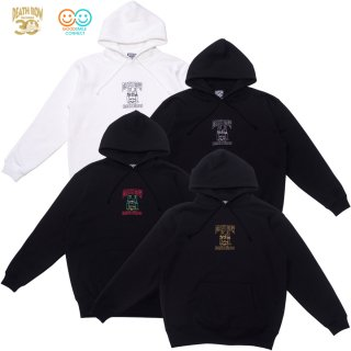 "DEATH ROW RECORDS 30th Anniversary Collection ""EMBROIDERY SPRING HOODIE"""