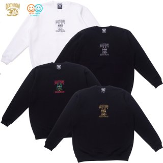 "DEATH ROW RECORDS 30th Anniversary Collection ""EMBROIDERY CREWNECK"""
