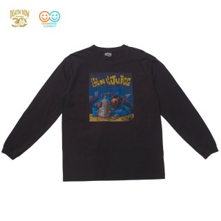 "30th Anniversary Collection LONG SLEEVE T-SHIRTS ""VINTAGE Gin&Juice"""