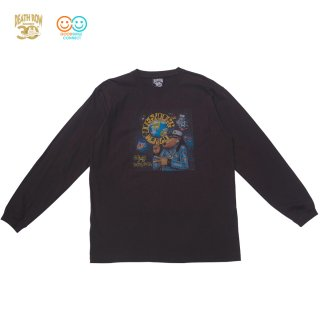 "30th Anniversary Collection LONG SLEEVE T-SHIRTS ""VINTAGE DOGGYDOGG WORLD"""