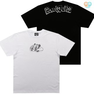 """DEATH ROW RECORDS T-SHIRTS """"EMBROIDERY Gin&Juice"""""""