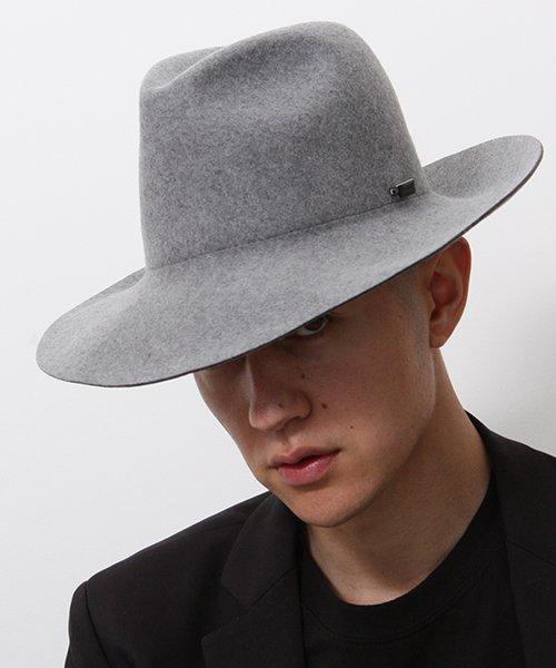 FOLDABLE FELT SOFT HAT 詳細画像19
