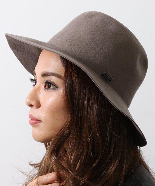 FOLDABLE FELT SOFT HAT 詳細画像21