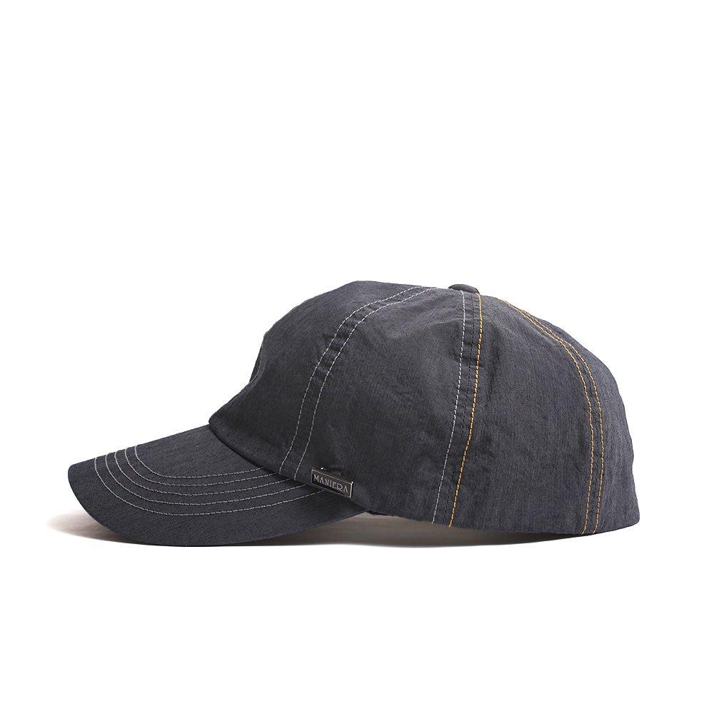 INDIGO NYLON BB CAP 詳細画像1
