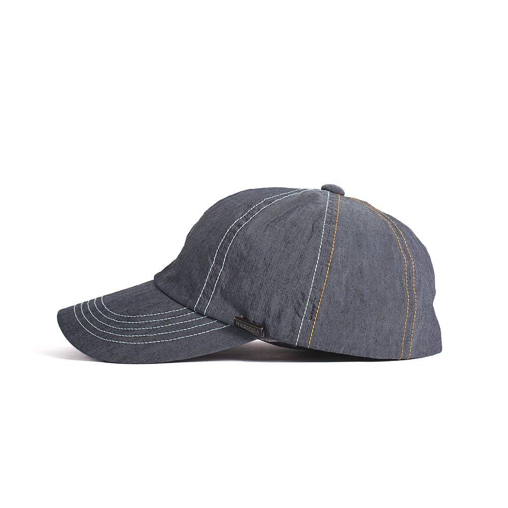 INDIGO NYLON BB CAP 詳細画像2