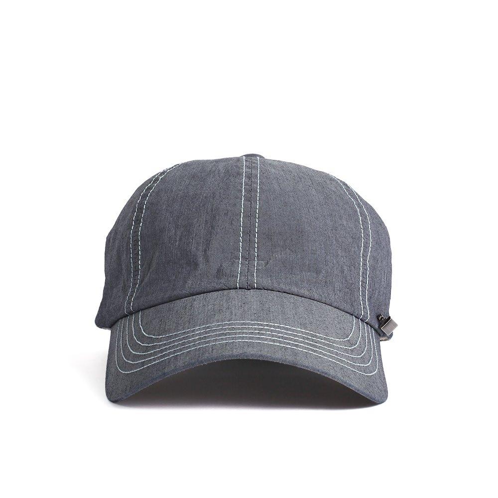 INDIGO NYLON BB CAP 詳細画像3
