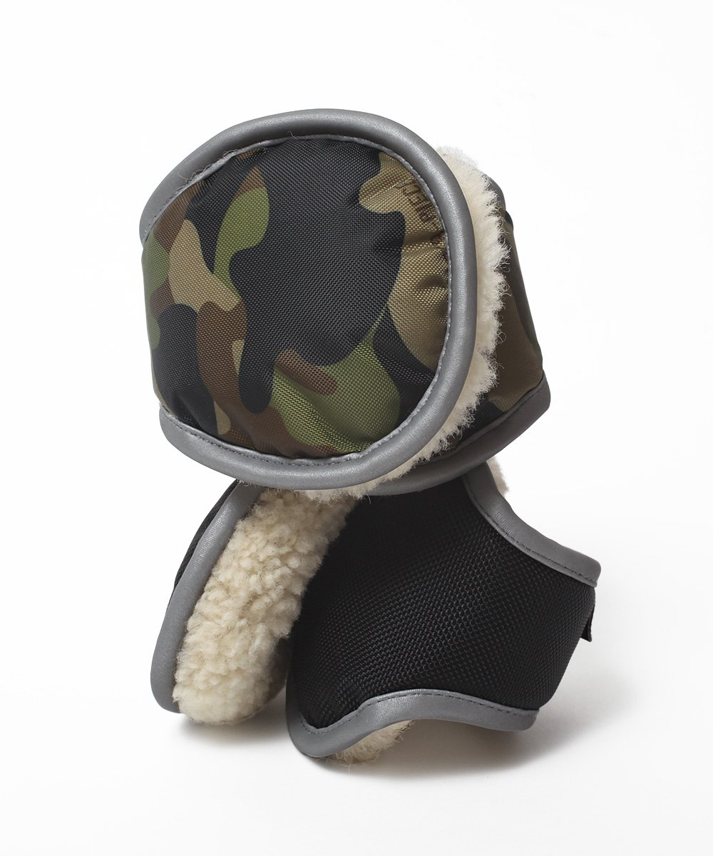 general design made × master-piece EAR MUFF 詳細画像5