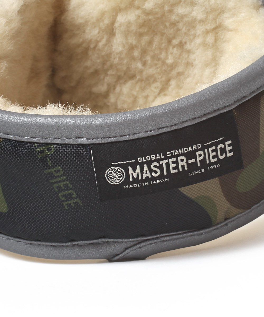 general design made × master-piece EAR MUFF 詳細画像6