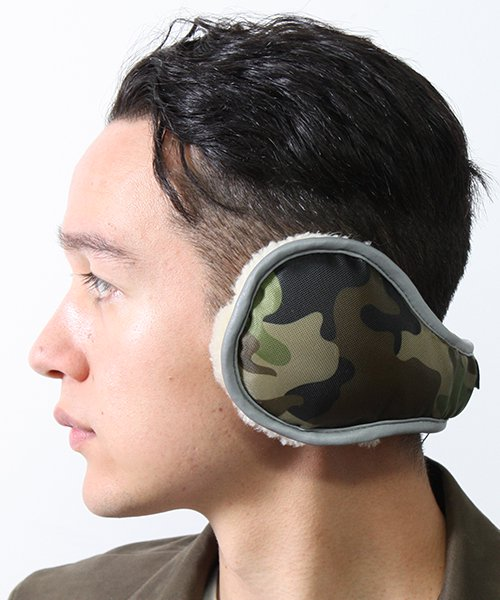 general design made × master-piece EAR MUFF 詳細画像7