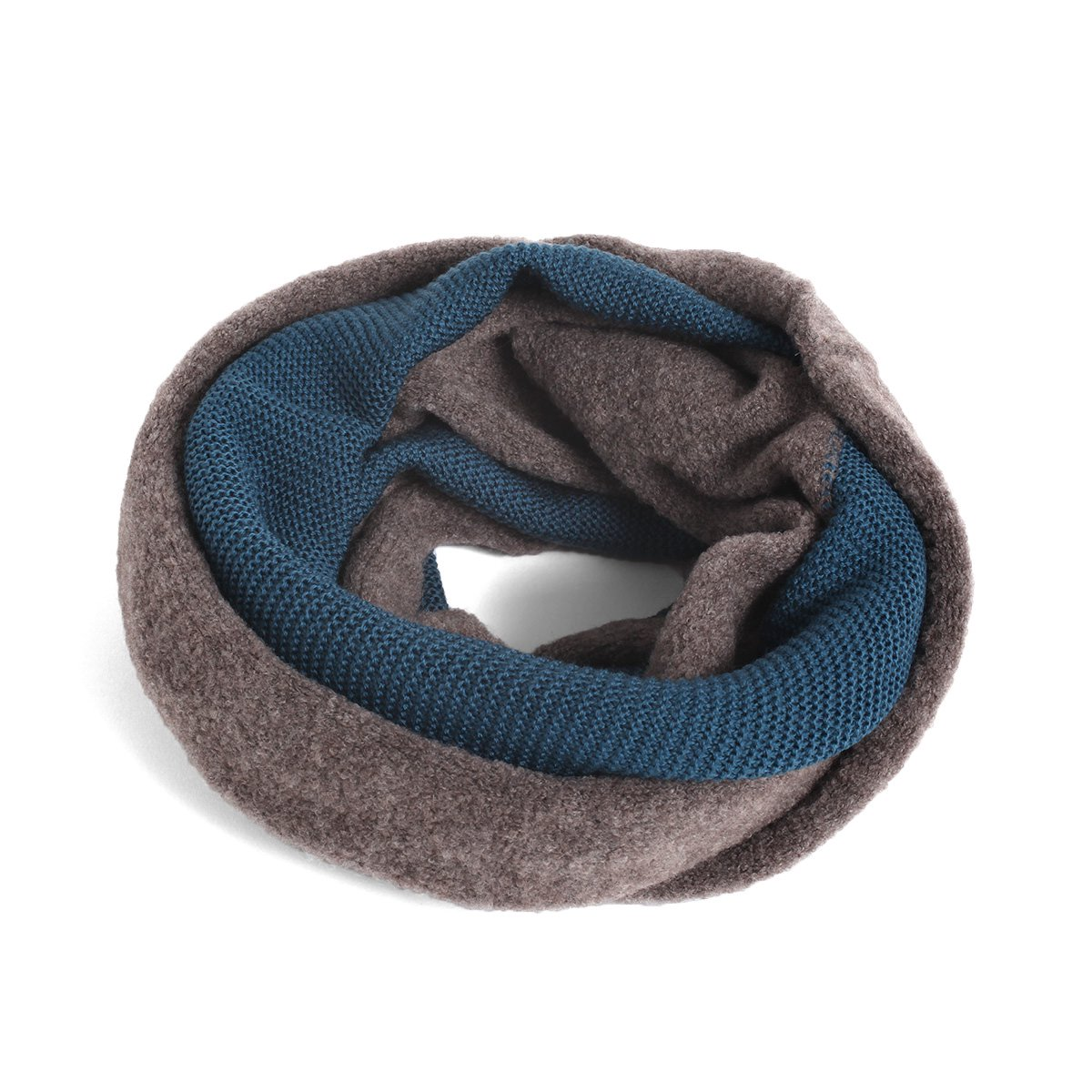 BOUCLE×WOOL TWIST NECKWARMER 詳細画像3