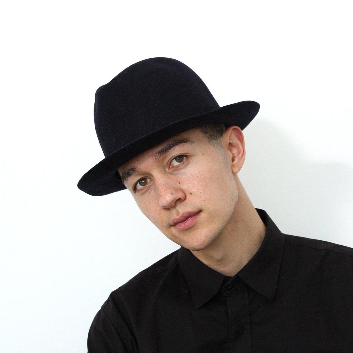 NOMAD FELT HAT SHORT 詳細画像10
