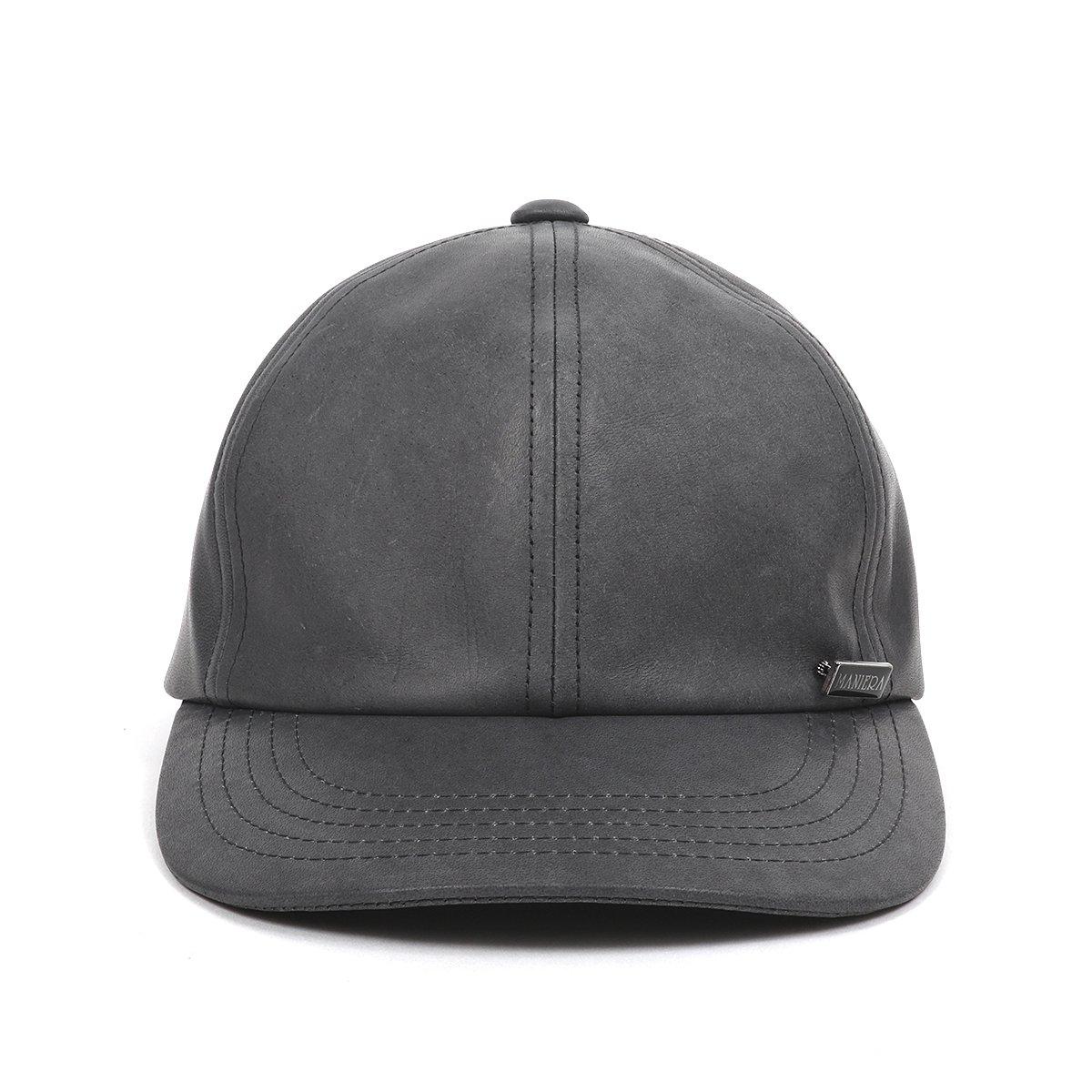 【SALE】LEATHER CAP 詳細画像2