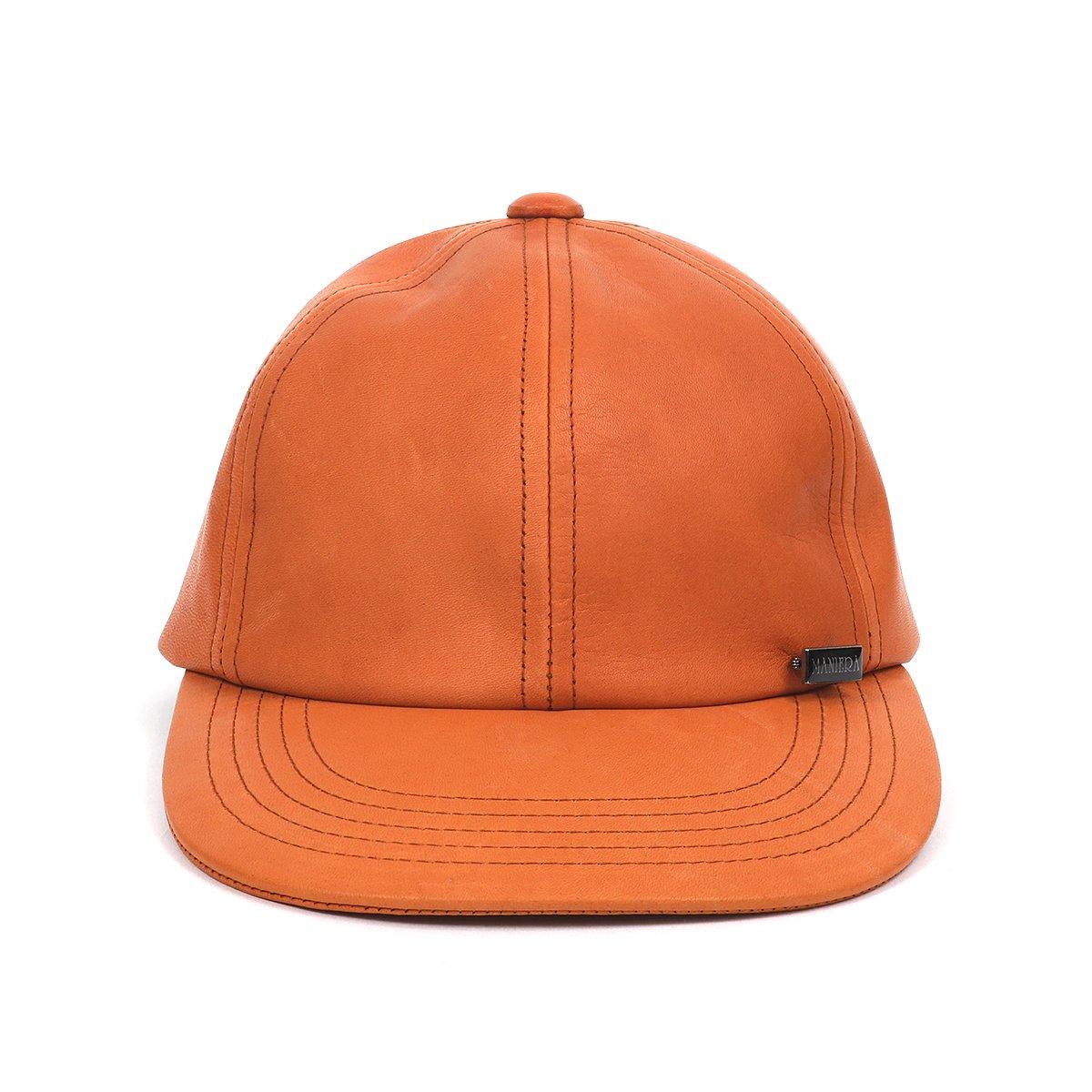 【SALE】LEATHER CAP 詳細画像3