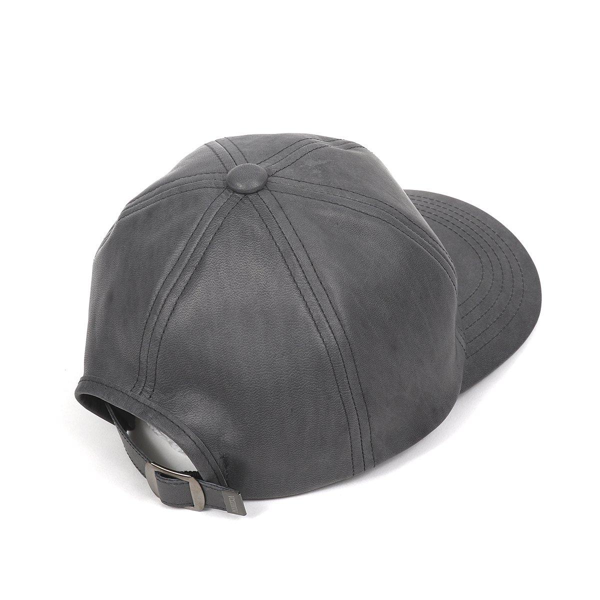 【SALE】LEATHER CAP 詳細画像5