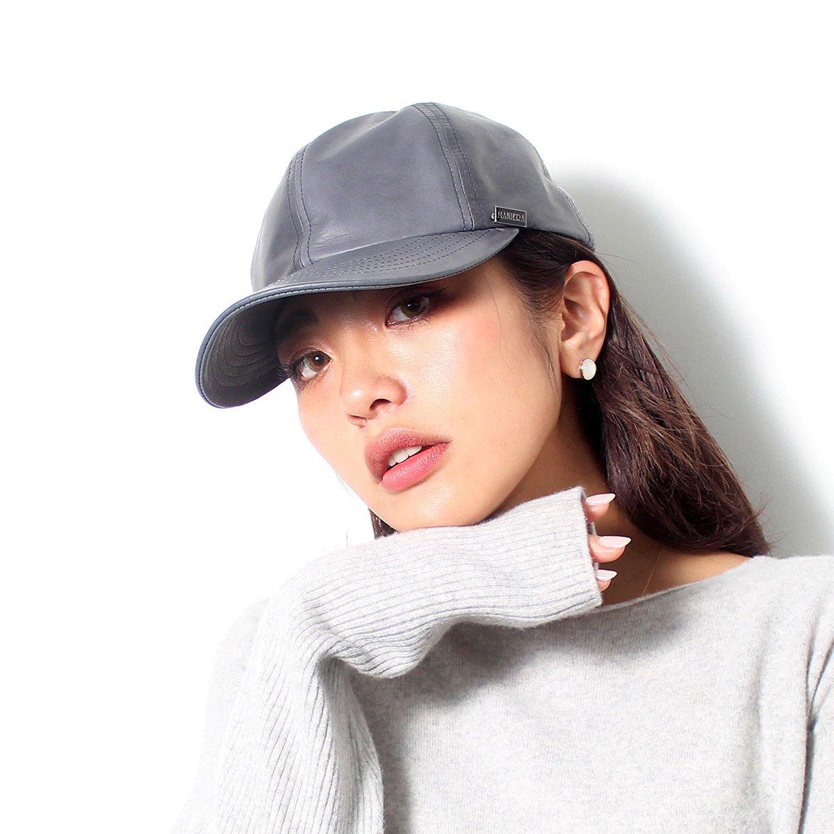 【SALE】LEATHER CAP 詳細画像8