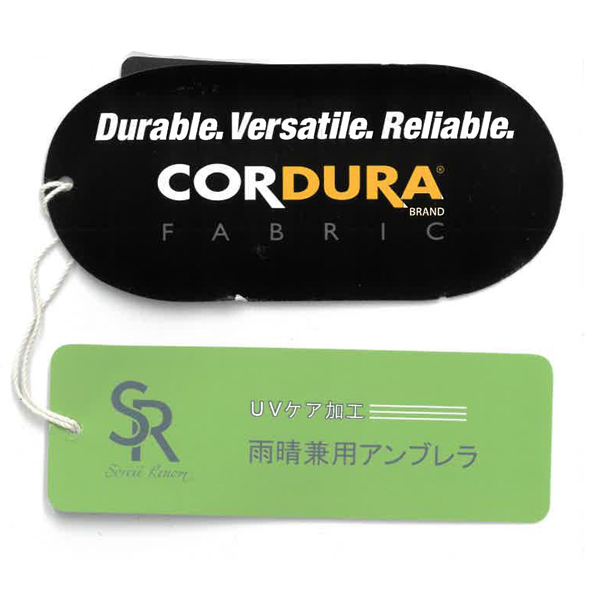 608K CORDURA FOLDING UMBRELLA 詳細画像9