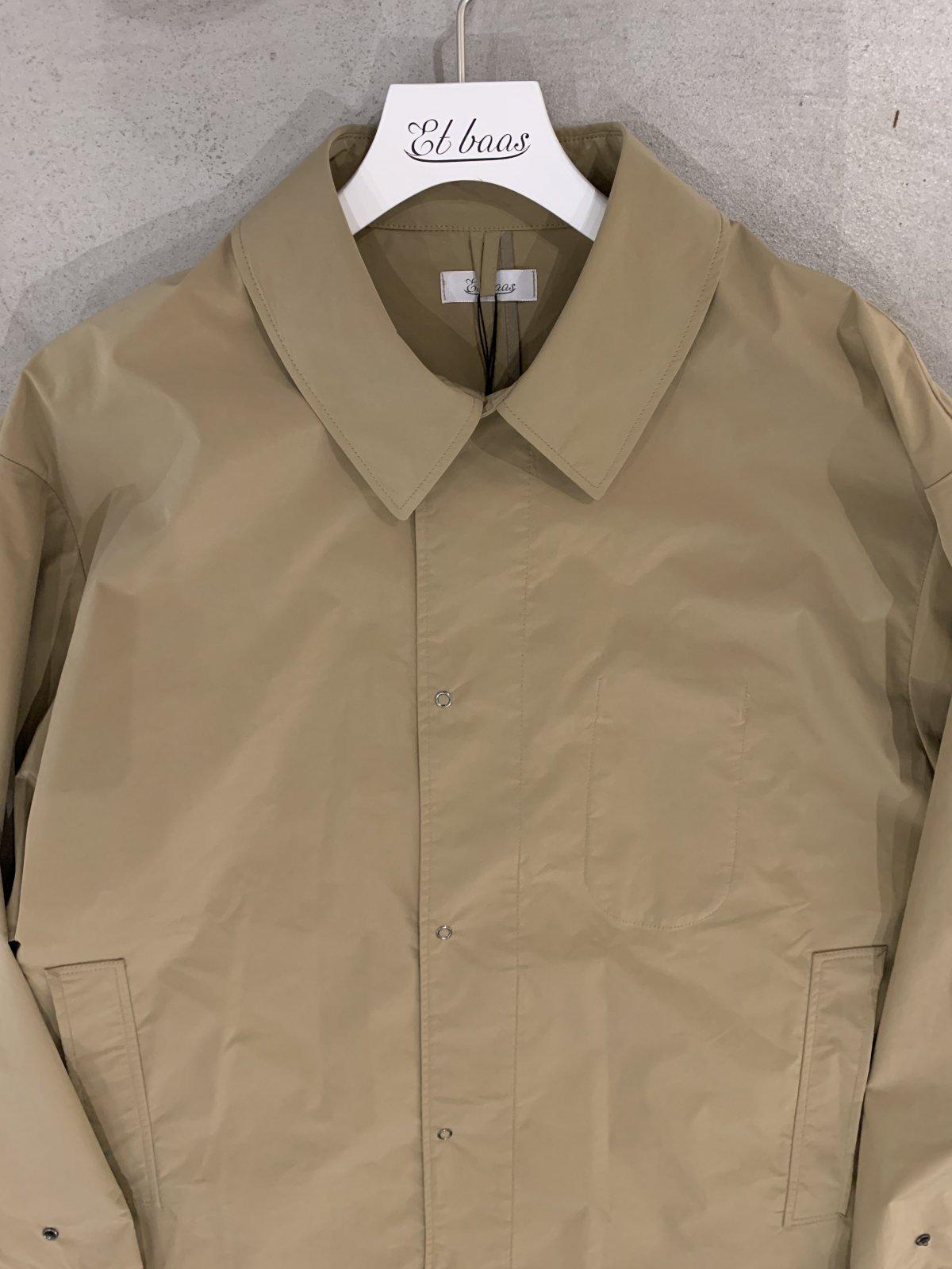Et baas Comfy Coat 詳細画像12