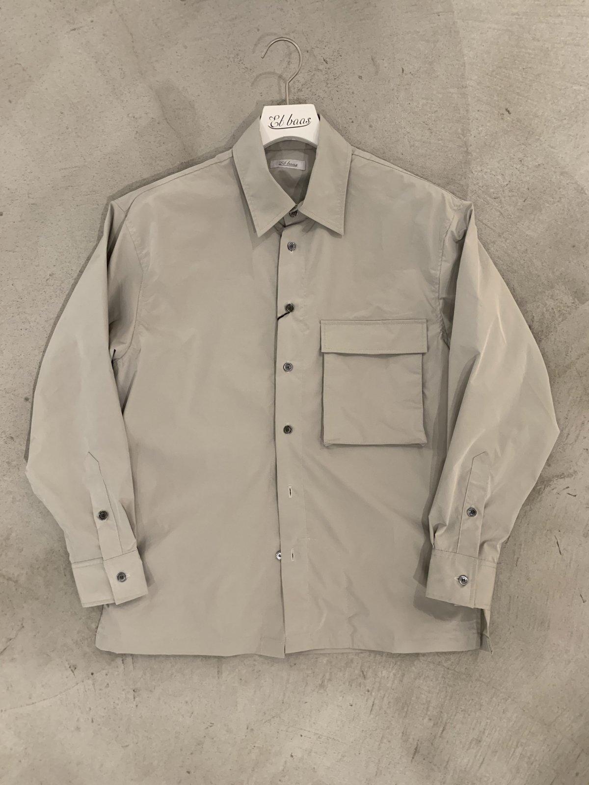 Et baas CAPABLE Shirts 詳細画像12