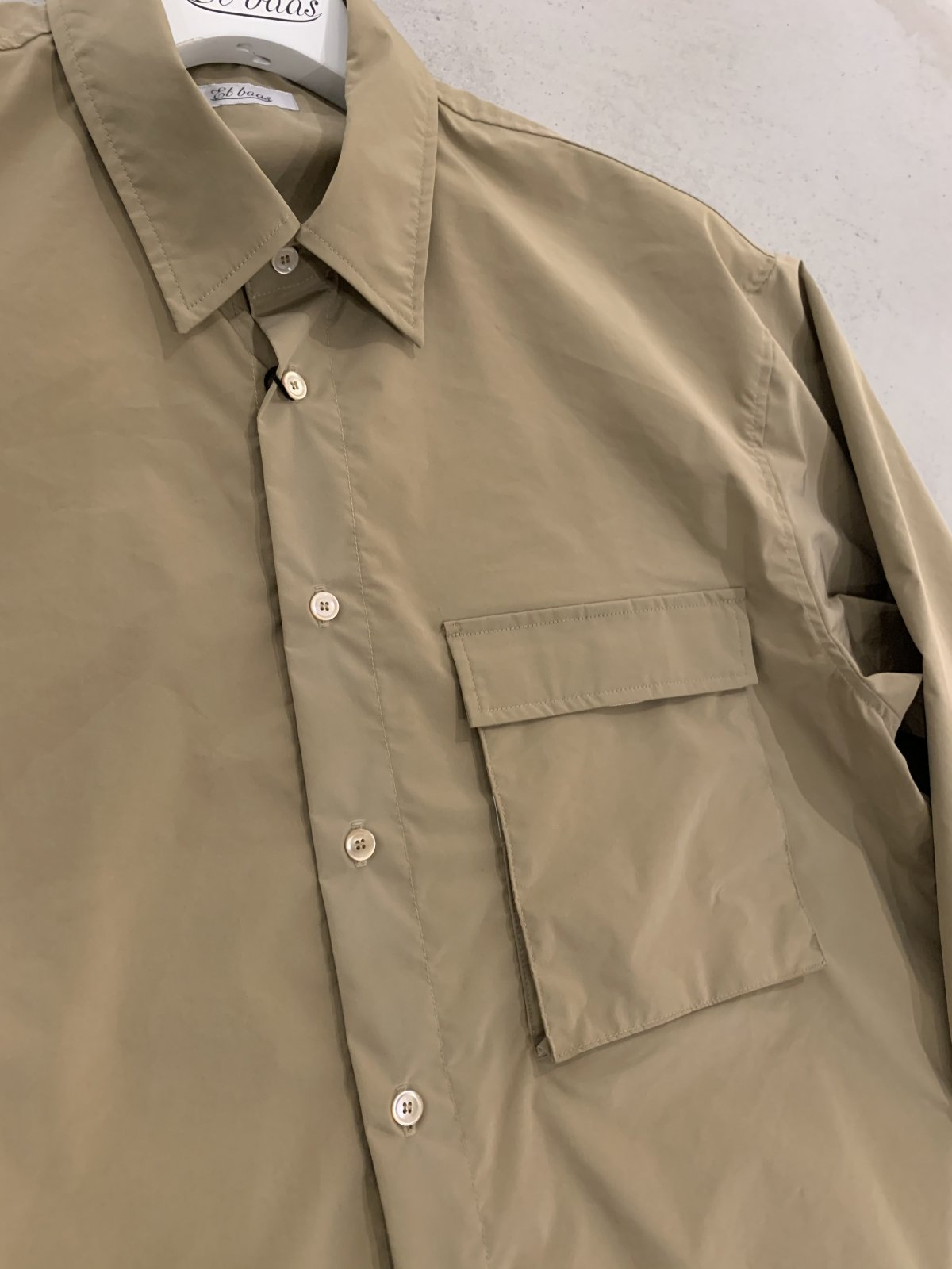 Et baas CAPABLE Shirts 詳細画像15