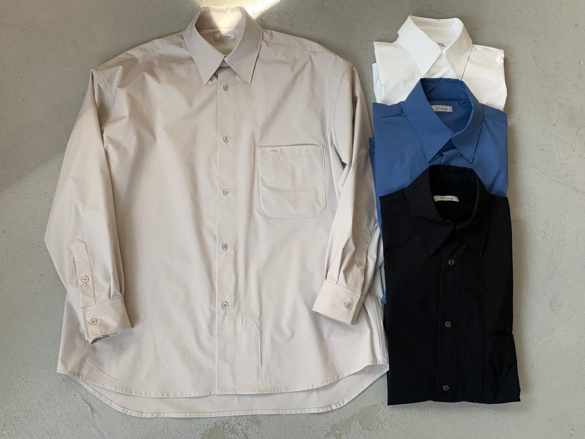 Et baas OVER SIZE SHIRTS 詳細画像14