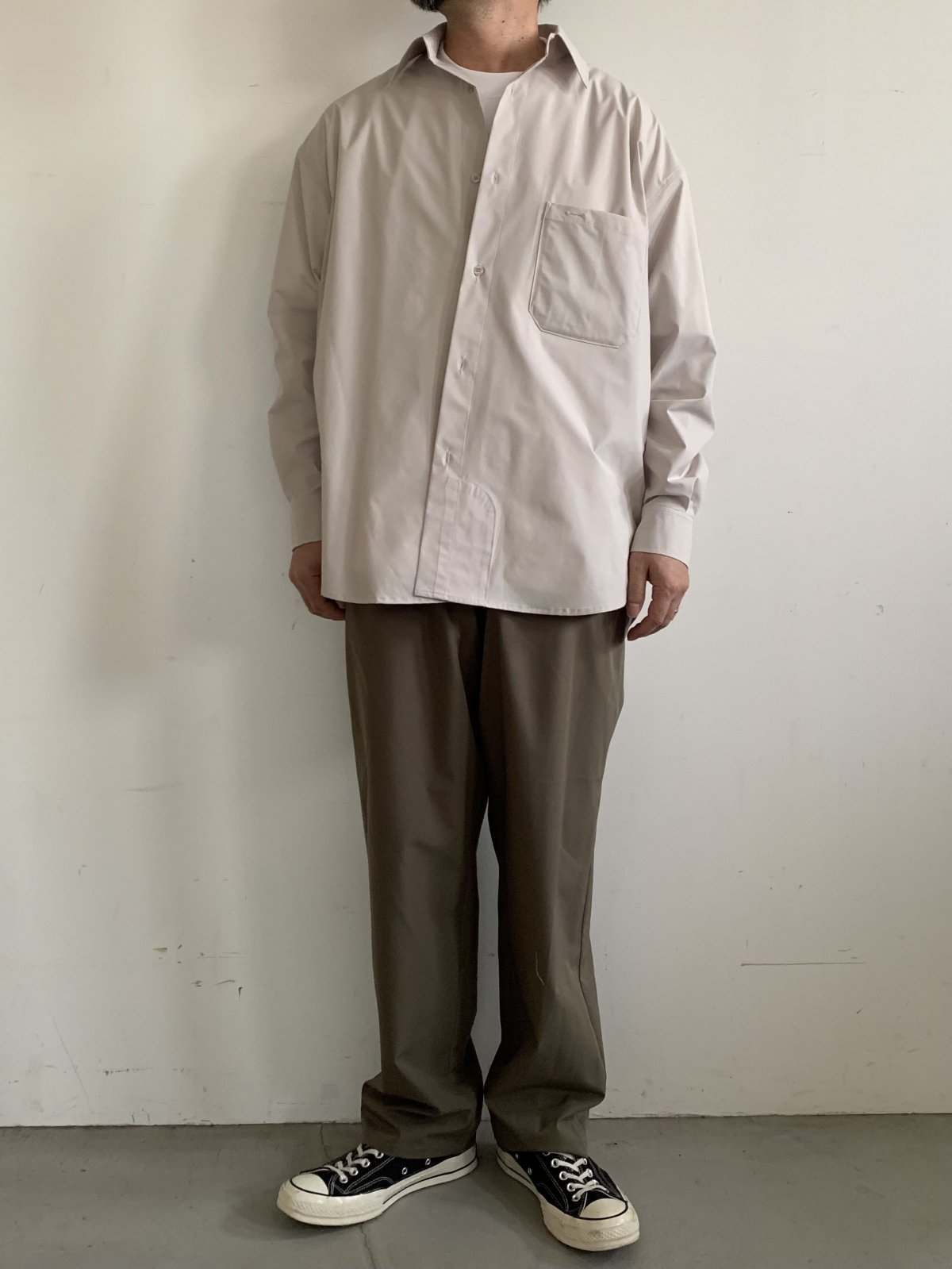 Et baas OVER SIZE SHIRTS 詳細画像2
