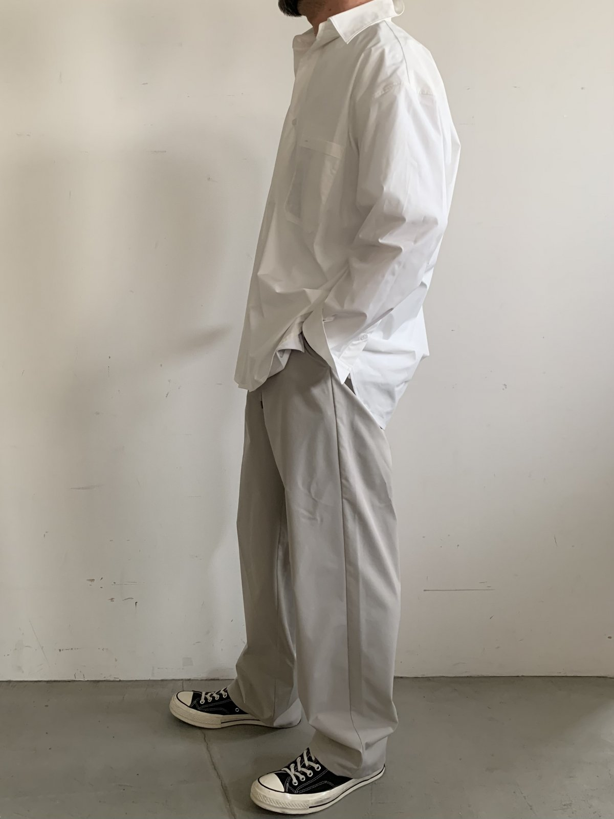 Et baas OVER SIZE SHIRTS 詳細画像5