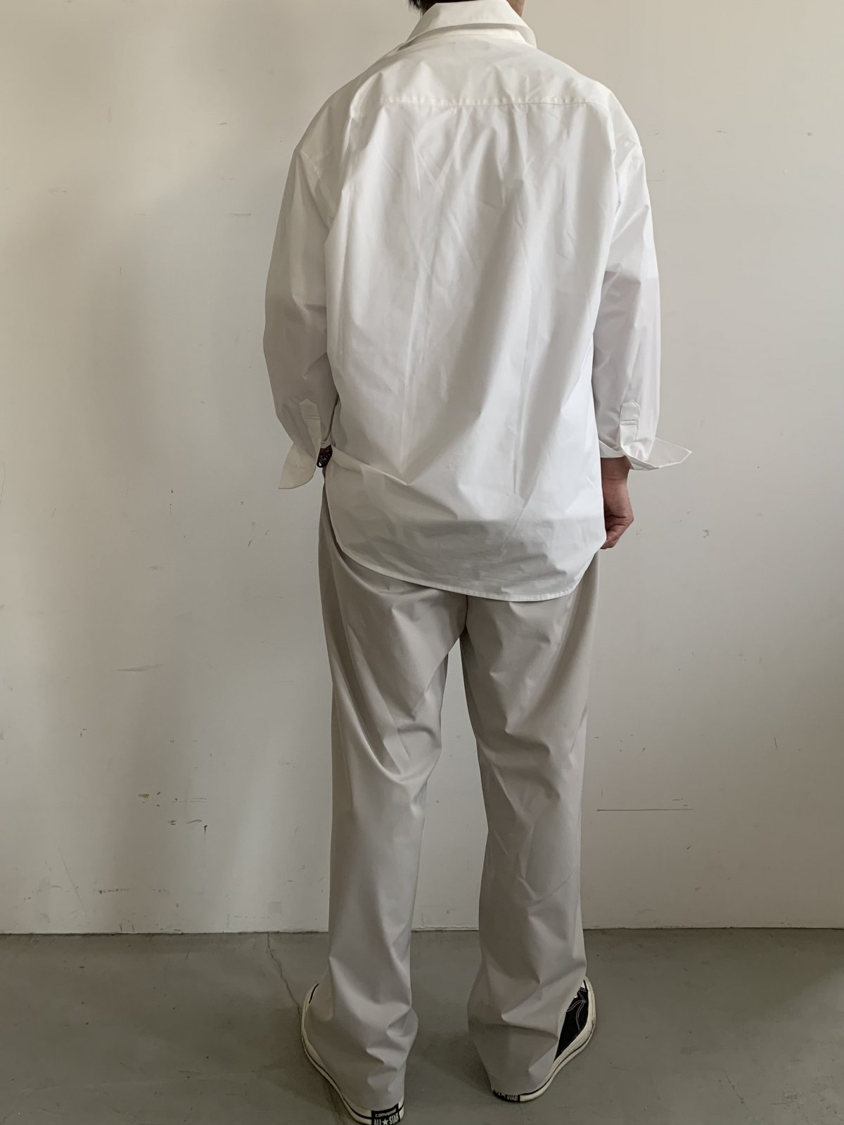 Et baas OVER SIZE SHIRTS 詳細画像6