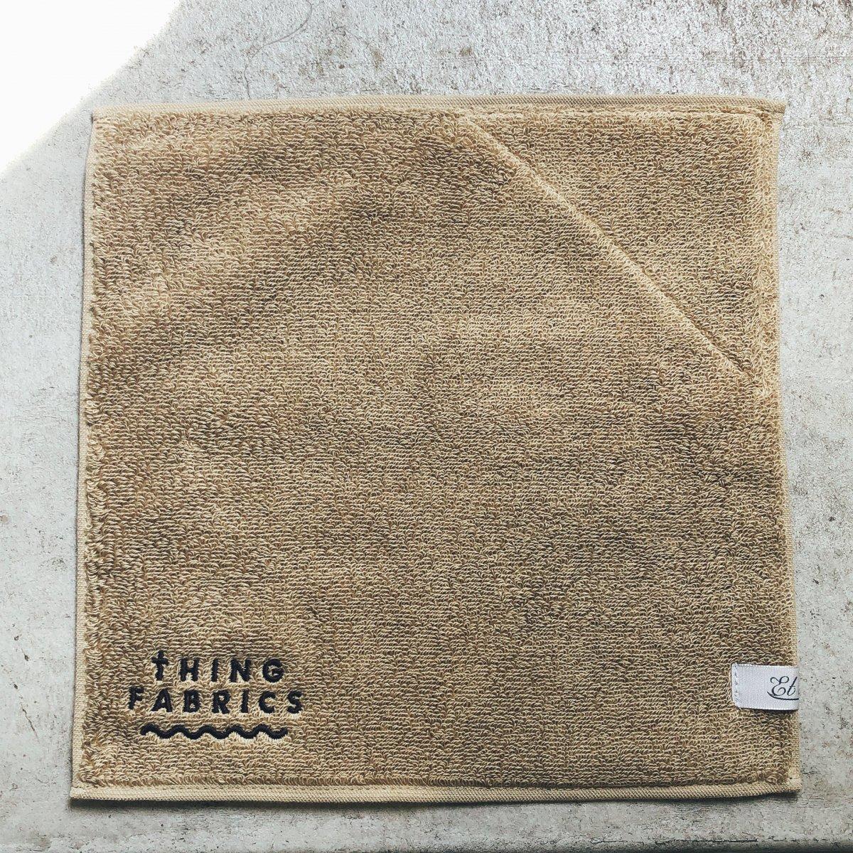 Et baas × THING FABRICS Pile HAND TOWL 詳細画像1