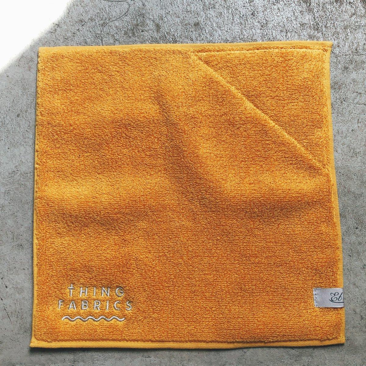Et baas × THING FABRICS Pile HAND TOWL 詳細画像3