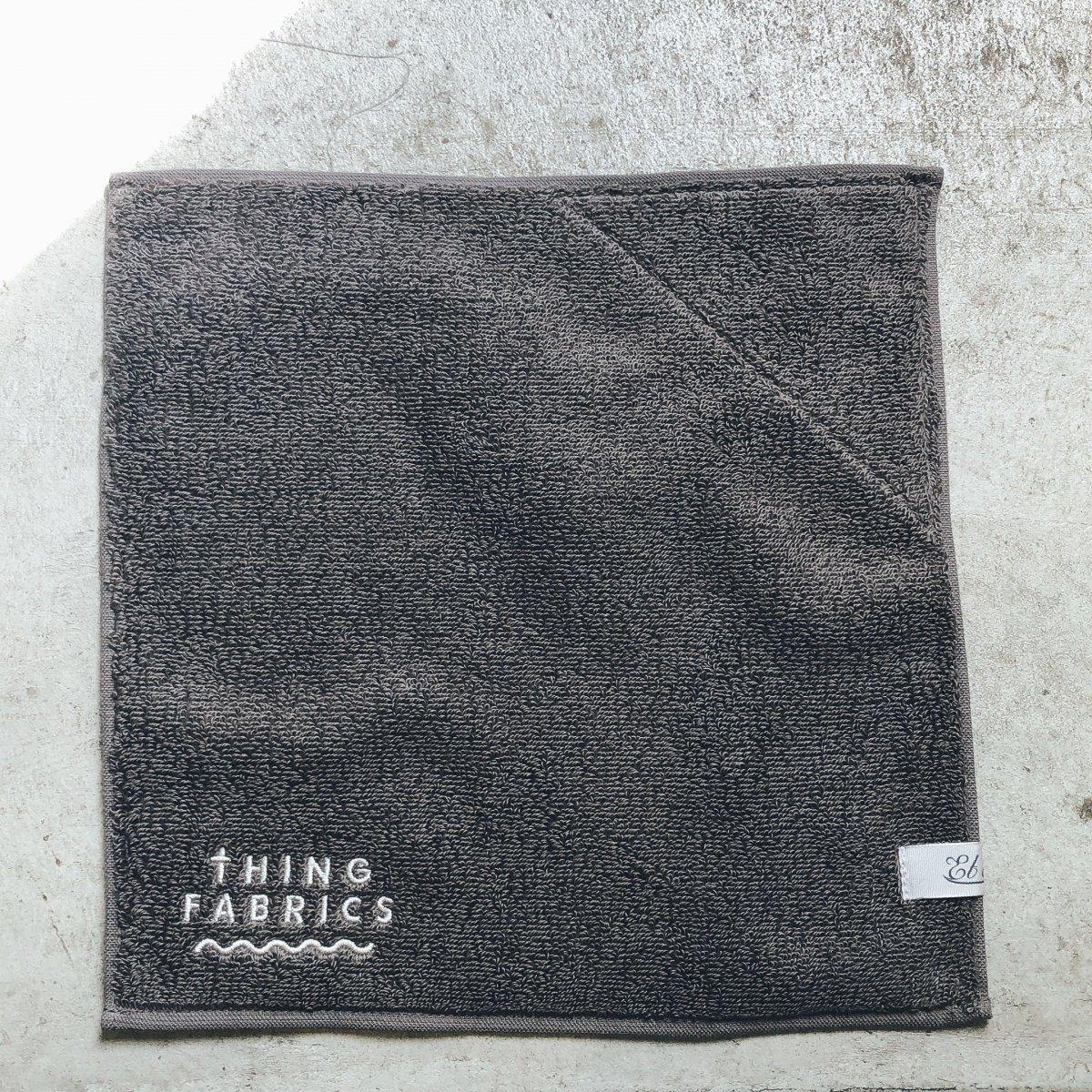 Et baas × THING FABRICS Pile HAND TOWL 詳細画像5