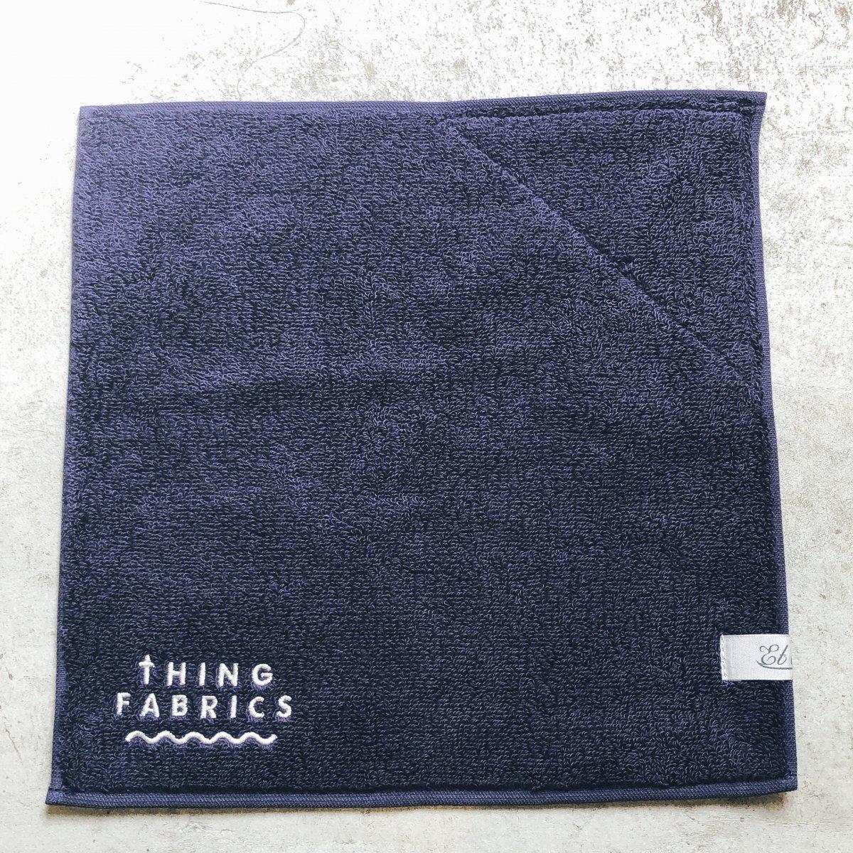 Et baas × THING FABRICS Pile HAND TOWL 詳細画像6