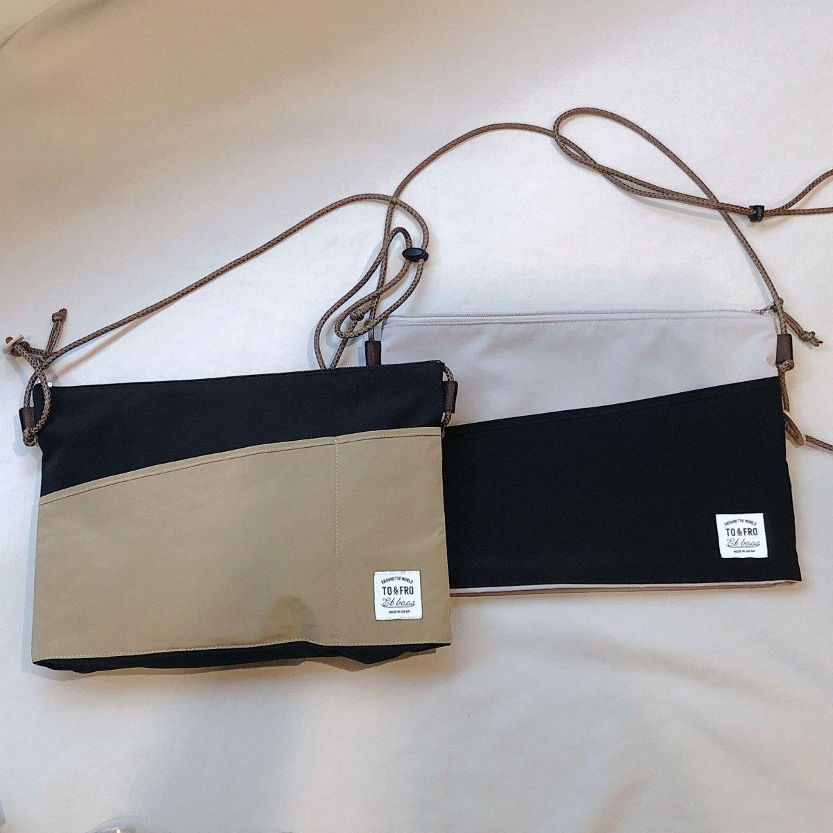 SACOCHE bag(Et baas x TO&FRO) 詳細画像1