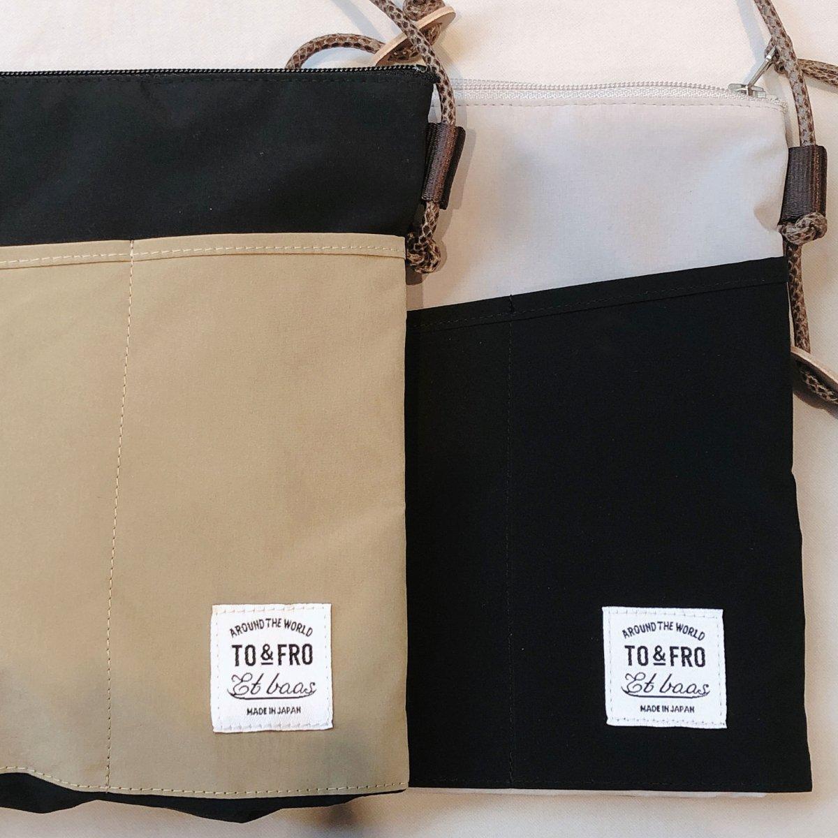 SACOCHE bag(Et baas x TO&FRO) 詳細画像2