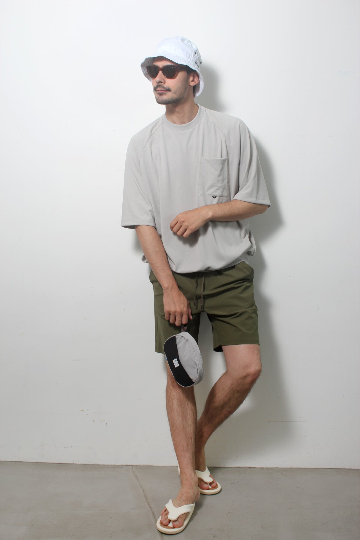 One mile POUCH(Et baas x TO&FRO) 詳細画像12