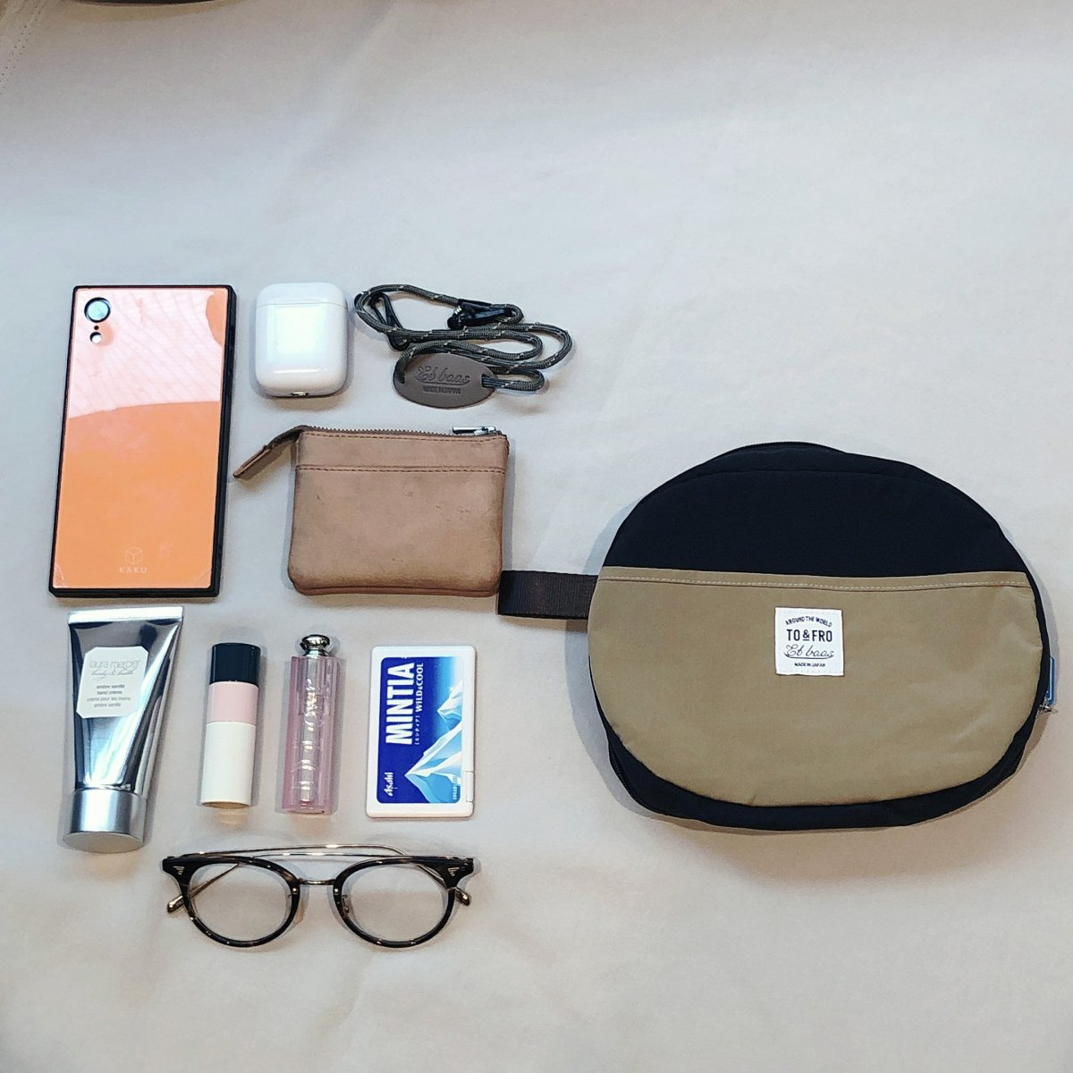 One mile POUCH(Et baas x TO&FRO) 詳細画像4