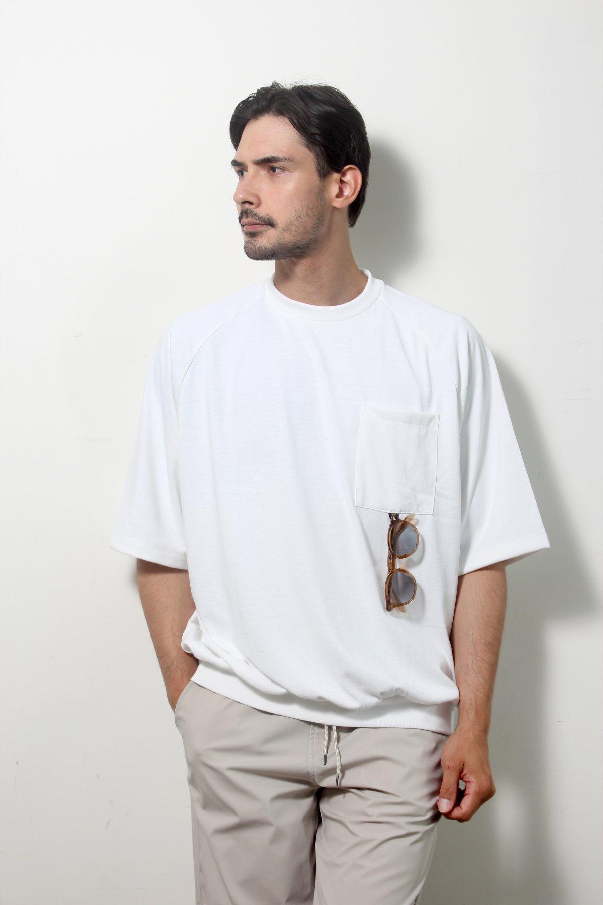 Short Sleeve RIB T-shirts 詳細画像1