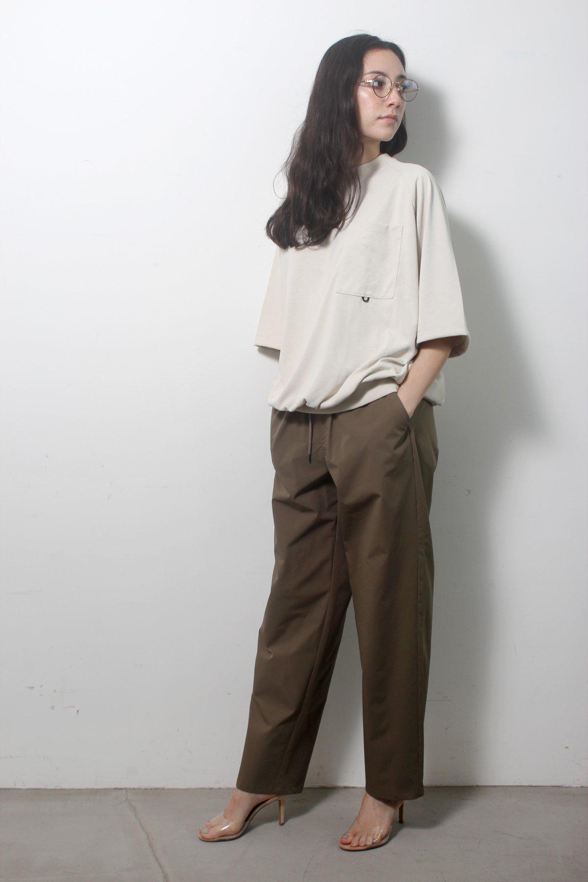 Short Sleeve RIB T-shirts 詳細画像11